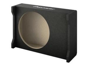 "Pioneer UD-SW300D Single down-firing sealed enclosure for 12"" shallow sub"