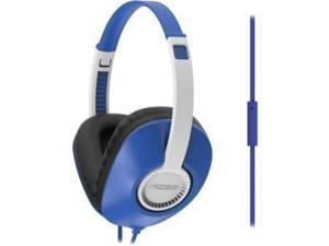 KOSS Blue 189634 Full Size with Mic