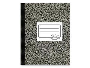 """Rediform 43460 National Xtreme White Notebook 80 Sheet -  7.87"""" x 10"""" - 1 Each Each - White Paper"""