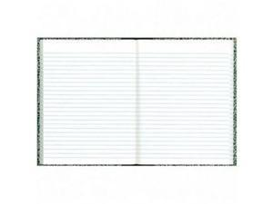 "Rediform 53010 Center Sewn Lab Notebook 96 Sheet - Wide Ruled - 7.13"" x 10.13"" - 1 Each - White Paper"