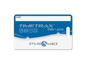 Pyramid TimeTrax Proximity Badge 15/pk 42454