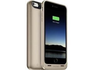 mophie Juice Pack Rechargeable External Battery Case for Apple iPhone 6 Plus (2600 mAh) - Gold