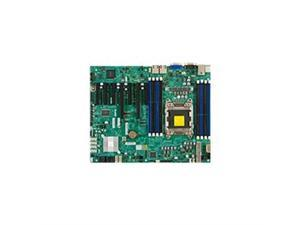 SUPERMICRO X9SRL-F-B Supermicro X9SRL-F-B LGA2011 Intel C602 DDR3 SATA3 V and 2GbE ATX Server Motherboard