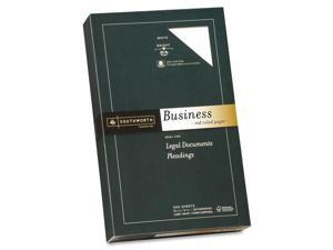 Southworth Company SOU403ER Fine Business Paper- 20 lb.- Legal Ruled- 8-.50in.x14in.- WE
