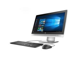 """HP All-in-One Computer ProOne 600 G2 (T4M21UT#ABA) Intel Core i3 6100 (3.70 GHz) 4 GB DDR4 500 GB HDD 21.5"""" Windows 7 Professional 64-Bit (available through downgrade rights from Windows 10 Pro)"""