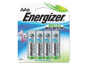 Energizer Eco Advanced AA Batteries