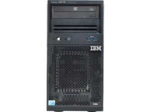 Lenovo System x x3100 M5 5457EBU Tower Server - 1 x Intel Xeon E3-1220 v3 Quad-core (4 Core) 3.10 GHz