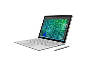 "Microsoft Surface Book SW6-00001 Ultrabook Intel Core i7 6600U (2.60 GHz) 16 GB Memory 512 GB SSD NVIDIA GeForce Graphics 13.5"" 3000 x 2000 Touchscreen 5 MP Front / 8 MP Rear Camera Windows 10 Pro"