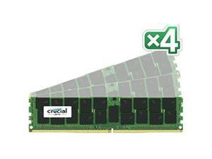Crucial 128GB (4 x 32GB) 288-Pin DDR4 SDRAM ECC Registered DDR4 2133 (PC4 17000) Server Memory Model CT4K32G4RFD4213