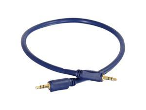 C2G 40603 12 ft. Velocity 3.5mm M/M Stereo Audio Cable M-M