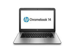 "HP 14 G4 (T4M34UT#ABA) Chromebook Intel Celeron N2940 (1.83 GHz) 4 GB Memory 32 GB eMMC SSD 14.0"" Chrome OS"