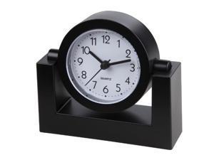 Sima TK6851 Quiet Sweep Alarm Tabletop Clock 4 Inch