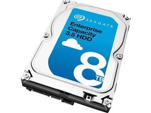 """Seagate 8TB Enterprise Desktop Hard Disk Drive - 7200 RPM SAS 12Gb/s 256MB 3.5"""" ST8000NM0065"""