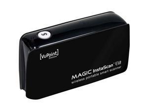 VuPoint Magic InstaScan PDSBT-FL20-VP 400 dpi USB Portable Smart Scanner