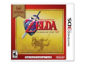 3Ds Selects Zelda Ocarina Of Time 3D