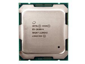 Intel Xeon E5-2630 v4 Broadwell 2.2 GHz LGA 2011-3 85W CM8066002032301 Server Processor