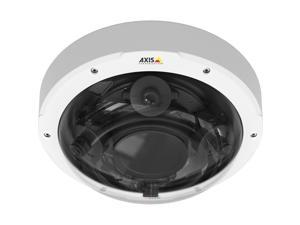AXIS P3707-PE 8 Megapixel Network Camera - Color