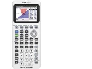 Texas Instruments TI84PLSCEWHITE