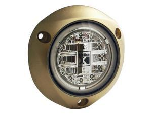 Lumitec SeaBlazeX Underwater Light-Bronze Finish-Green Light
