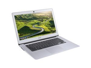 "Acer Aspire CB3-431-C7VZ 14"" LED (In-plane Switching (IPS) Technology) Chromebook - Intel Celeron N3160 Quad-core (4 Core) 1.60 GHz"