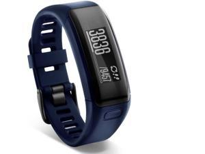Garmin Vivosmart HR Activity Tracker Regular Fit (Midnight Blue)