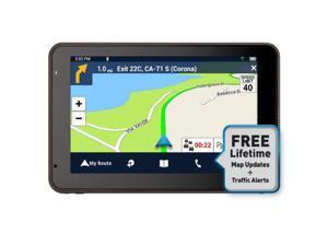 "MAGELLAN RM5465SGLUC RoadMate(R) 5465T-LMB 5"" GPS Device with Bluetooth(R) & Free Lifetime Maps & Traffic Updates"