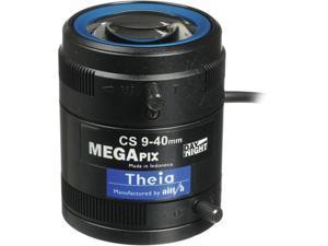 Everfocus - EFVM0940DCIR - EverFocus 9 mm - 40 mm f/1.5 Zoom Lens for CS Mount - 4.4x Optical Zoom - Optical IS