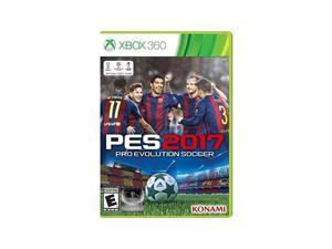 X360 Pro Evolution Soccer 2017