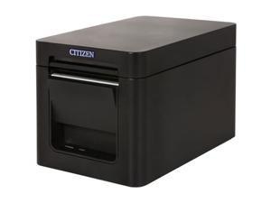 Citizen CT-S251RSUBK Thermal Pos, Ct-S251, Front Exit, Serial, Black