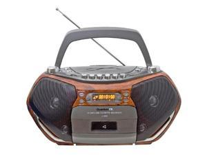 BoomBox w BT CD and Cassette