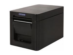 Citizen CT-S251UBUBK Thermal Pos, Ct-S251, Front Exit, Usb, Black