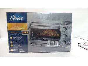 Convection, Counter Toaster Oven, Oster, TSSTTVSK01