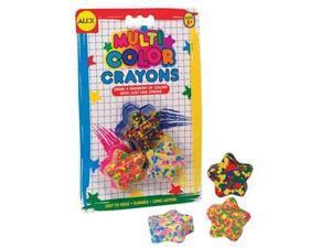 Alex Toys Multi Color Crayons - 3