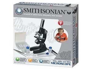 Smithsonian NSI 150x/450x/900x Microscope Kit