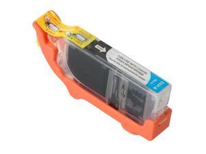 Compatible Black Ink Tank for Canon CLI-221 PIXMA MP560, PIXMA MP620, PIXMA MP640, PIXMA MP980, PIXMA MP990, PIXMA MX860, PIXMA MX870, PIXMA iP3600, PIXMA iP4600, PIXMA iP4700