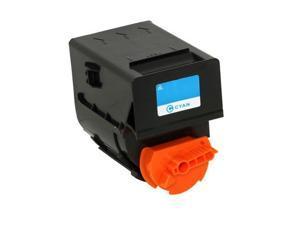 Compatible Cyan Toner Cartridge for Canon 0453B003 imageRUNNER C2550, i, C2880, i, C3080, i, C3380, i, C3480, i