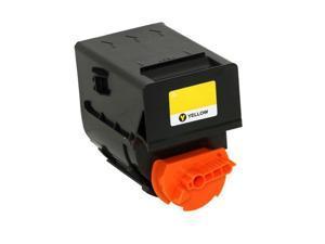 Compatible Yellow Toner Cartridge for Canon 0455B003 imageRUNNER C2550, C2880, i, C3080, i, C3380, i, C3480, i