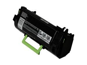 Black Extra High Yield Toner Cartridge for Lexmark 24B6015 M5155, M5163, M5170, XM5163, XM5170, Genuine Lexmark Brand