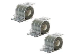 Compatible Staple Cartridge, Box of 3 for Canon 1007B001AA BOOKLET FINISHER N1, Finisher AK1, K1, N1, Q1, V1, V2, SADDLE FINISHER AB2, AF2, AK2, V2