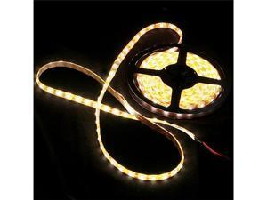 5m Waterproof 5050 SMD 300 Epoxy LED Strip Light Warm White