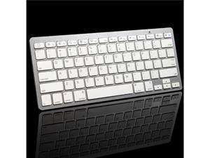 Wireless Bluetooth Keyboard for iPad 1 2 3 New iPad iPhone 4 PC