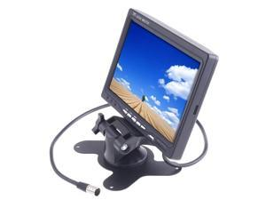 """7"""" Color TFT LCD Car Rearview Monitor for DVD Camera VCR"""