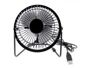 Silent Metal Portable Mini USB Desk Cooling Fan