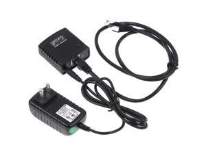 Network USB 2.0 LPR Print Server Hub Adapter Ethernet LAN Networking Share