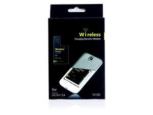 Qi Standard Wireless Charging Receiver for Samsung Galaxy S4 i9500/i9505 Black