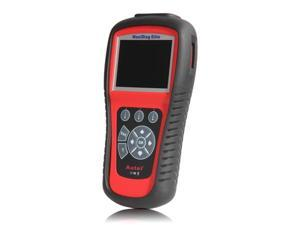 Autel MaxiDiag Elite MD802 On-Board Diagnostics OBDII Scan Tool Auto Scanner Code Reader 4 System