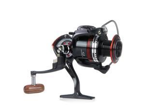 12+1BB Ball Bearings Left/Right Interchangeable Collapsible Handle Fishing Spinning Reel LK3000 5.2:1
