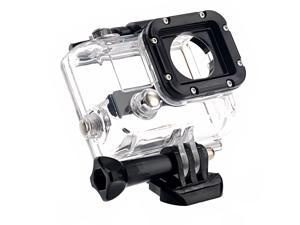 Skeleton Protective Housing Case Without Lens for Sport Camera GoPro HERO 3 Open Side