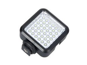 36 LED Video Light Lamp 4W 160LM for Nikon Canon DV Camcorder Camera with Charger
