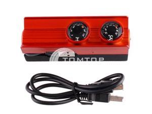 Card Reader 3 Port USB HUB and Thermograph Function